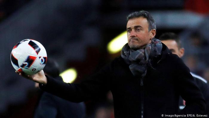لويس إنريكي يعود لتدريب المنتخب الإسباني حتى مونديال قطر 2022