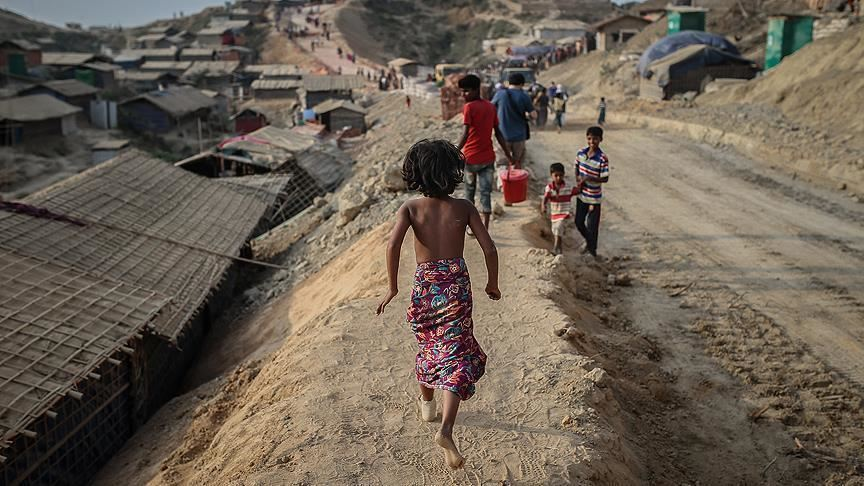 مرصد حقوقي يدعو العالم لحماية حقوق الطفل الروهنغي
