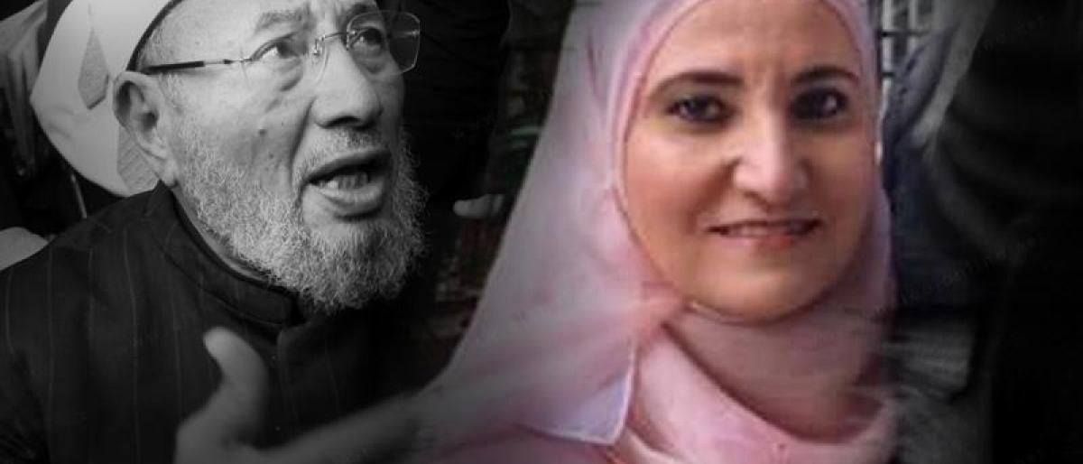مصر.. تجديد حبس علا القرضاوي 15 يوما