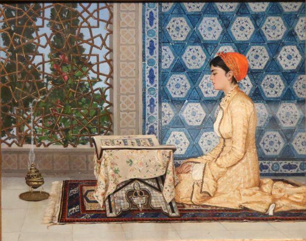 المتحف البريطاني : أثر الفنون الشرقيه في الفن الغربي؟