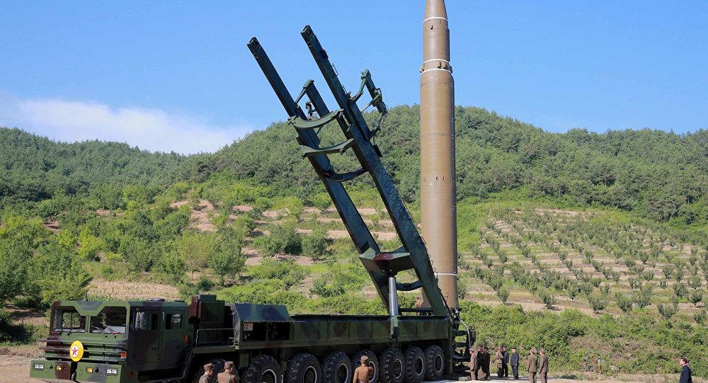 صور أقمار اصطناعية تظهر نشاطا في موقع صواريخ كوري شمالي