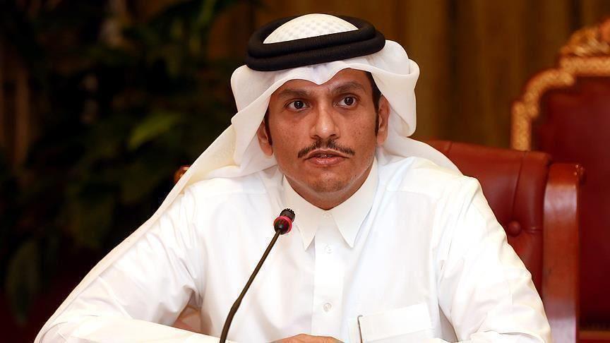 قطر: نجري مباحثات مع السعودية ونأمل أن تثمر عن نتائج ايجابية