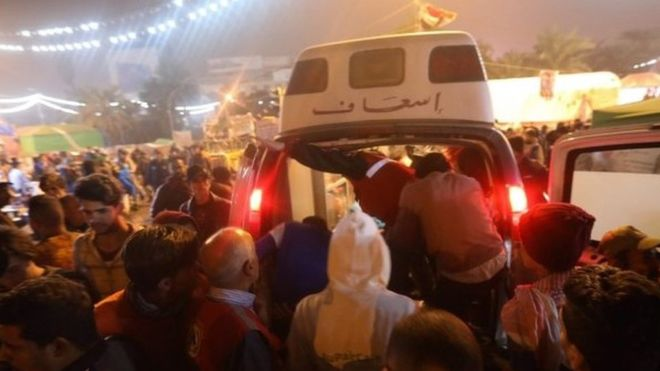 نشر الجيش العراقي في بغداد بعد الاعتداء على المحتجين