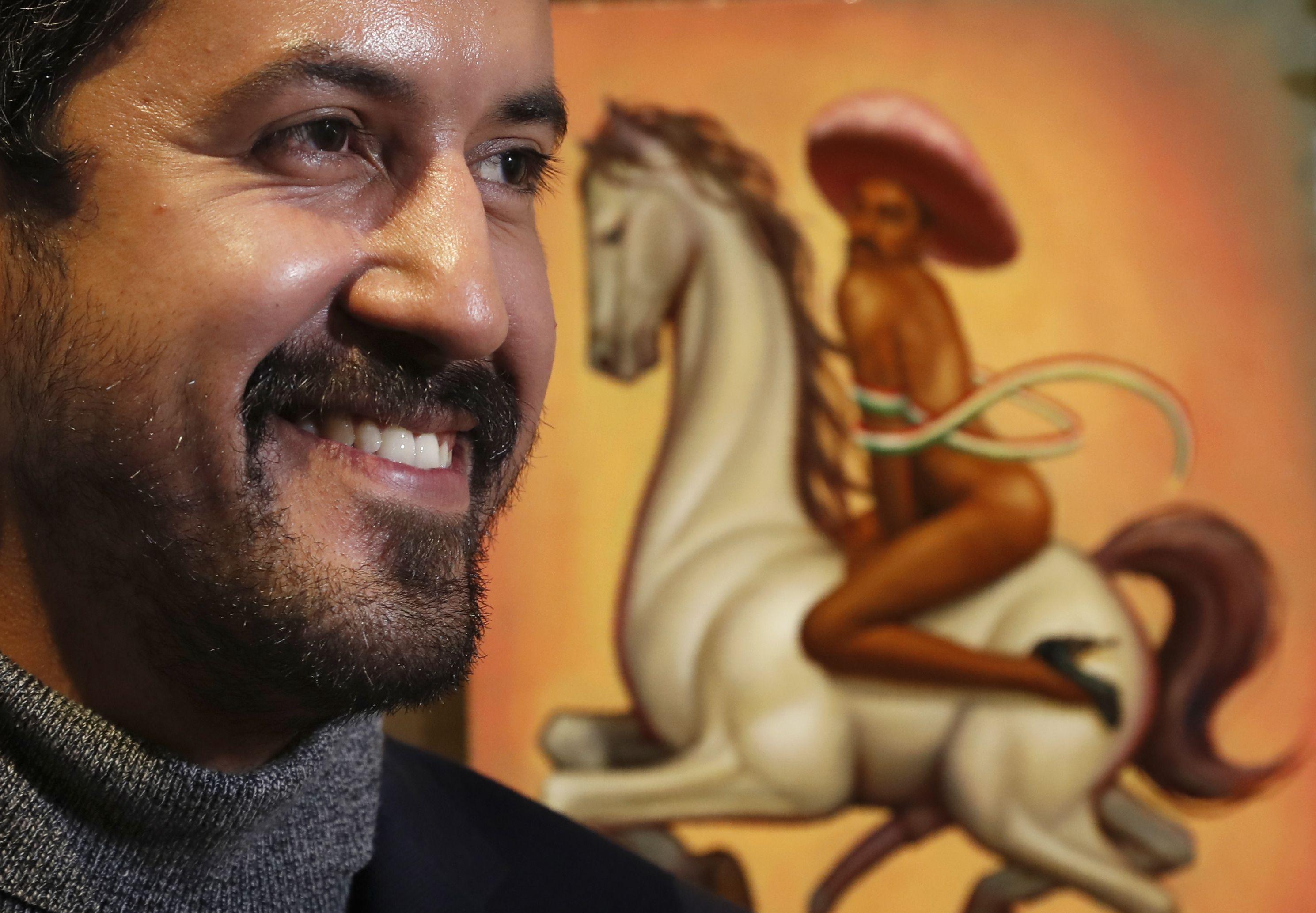 المكسيك وعائلة الثوري زاباتا تتوصلان لاتفاق بشأن لوحة مثيرة للجدل