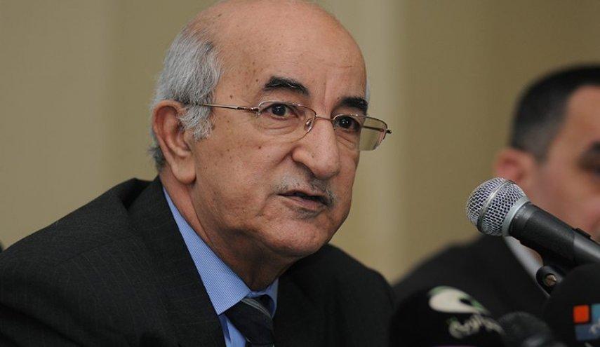 رئيس الجزائر المنتخب يدعو الحراك الشعبي لحوار جاد من أجل البلاد
