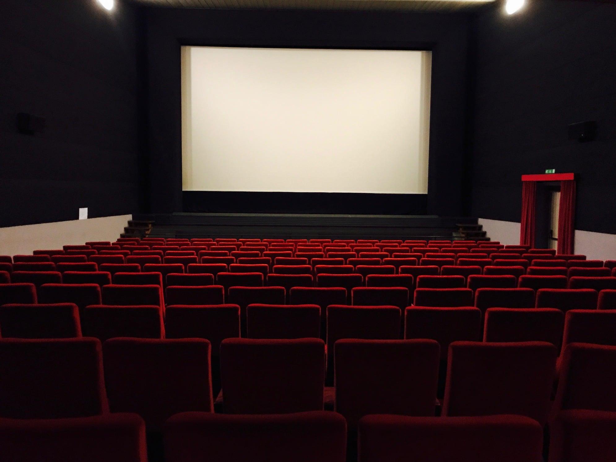"""إعادة فتح دار عرض سينمائي مهجورة في روما في عصر """"نتفليكس"""""""