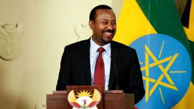 رئيس وزراء اثيوبيا يرد على ترامب بشأن جائزة نوبل للسلام