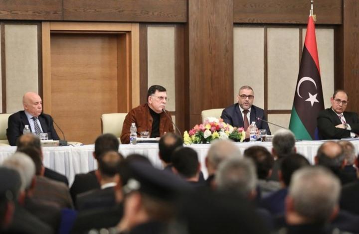 قادة عالميون يلتقون في برلين في محاولة لحل الصراع الليبي