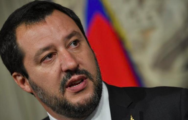 مجلس الشيوخ الإيطالي يبدأ إجراءات قانونية ضد سالفيني