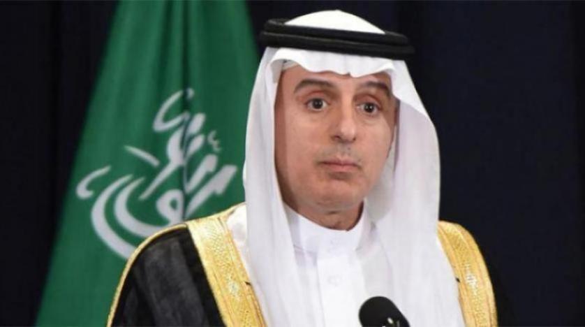 الجبير : خطاب ايران مزدوج والعقوبات فرضت عليها لسوء سلوكها