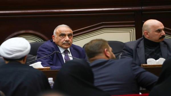 رئيس الوزراء العراقي يدين استهداف السفارة الأمريكية في بغداد