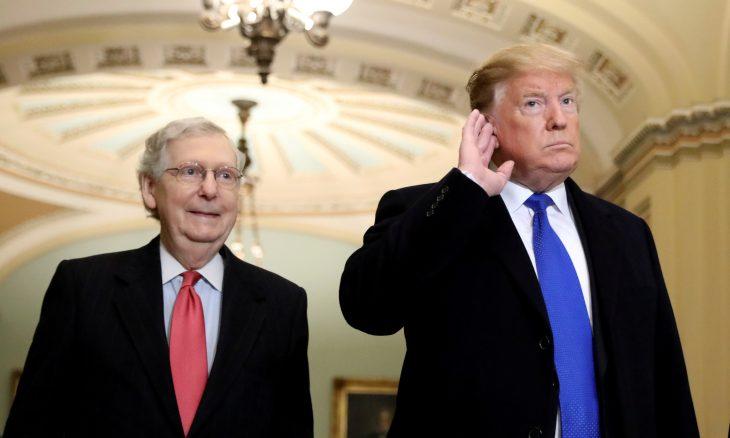 الجمهوريون يسعون إلى تبرئة ترامب قبل استدعاء شهود