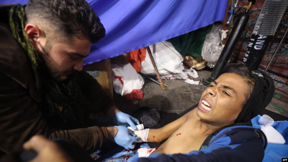 حقوق الإنسان العراقية توثق مقتل 556 منذ بداية الاحتجاجات