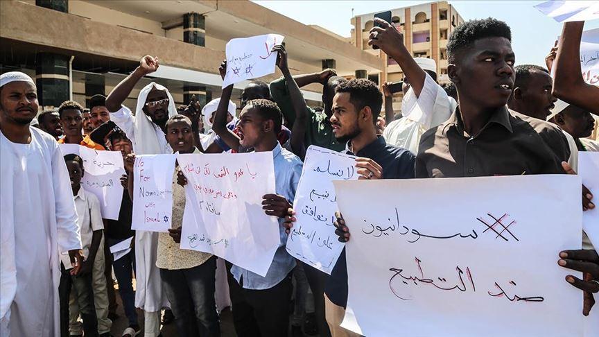 تجمع سوداني يطالب السلطات بالتراجع عن التطبيع مع إسرائيل