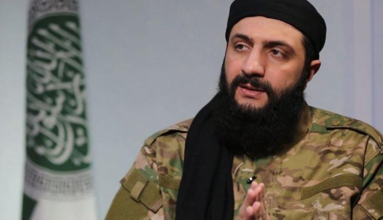 ابو محمد الجولاني
