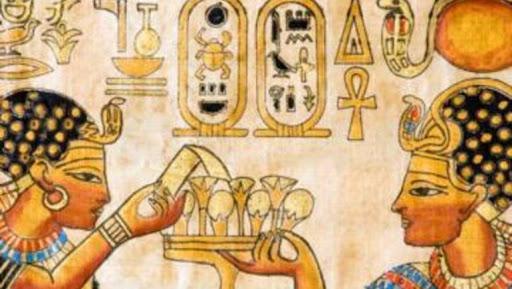 رسوم قدماء المصريين حولت مقابرهم إلى متاحف
