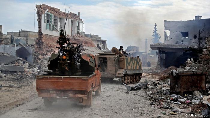 خلافات بين مسؤولين أمريكيين حول دعم عملية تركيا في إدلب