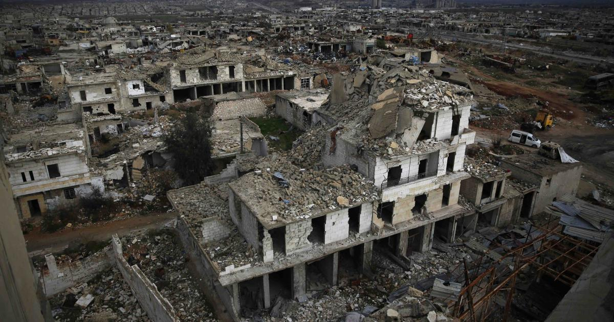 مسؤول سوري : عدد المساكن بالبلاد يفوق عدد الأسر الموجودة