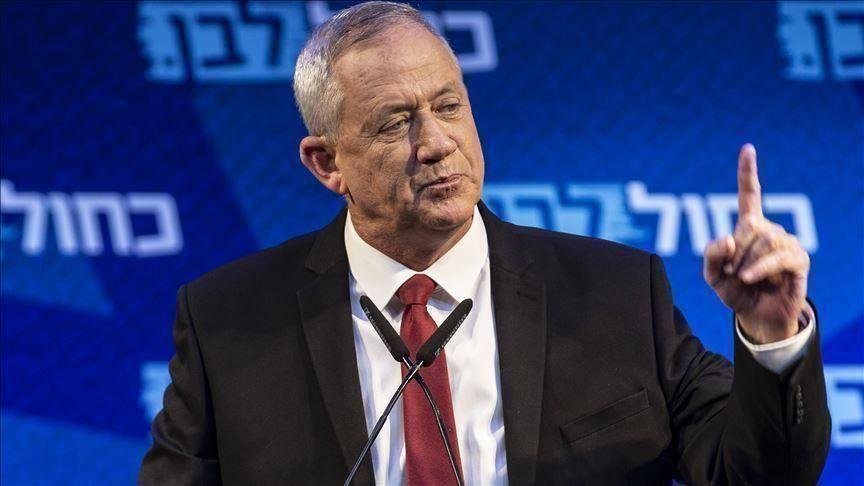 """إسرائيل.. القائمة """"العربية"""" تُوصي بتكليف غانتس بتشكيل الحكومة"""