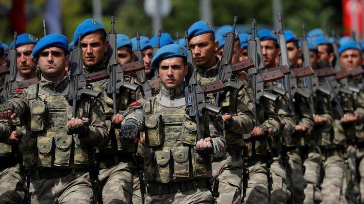 """تشكيل قوة """"كوماندوز"""" مشتركة بين تركيا والمعارضة في إدلب"""