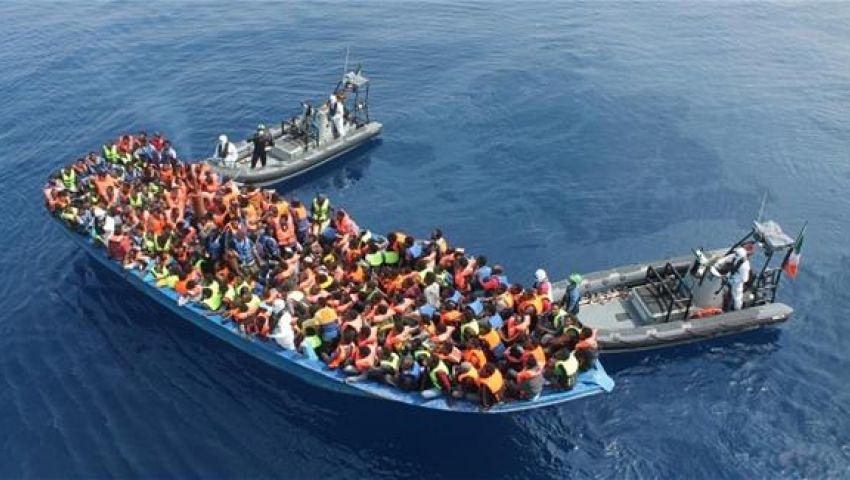 مفوضية اللاجئين تدعو اوروبا لإنقاذ مهاجري البحر المتوسط