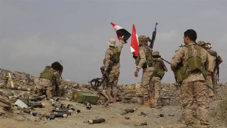الجيش اليمني يعلن تحرير مواقع جديدة من قبضة الحوثيين بالجوف