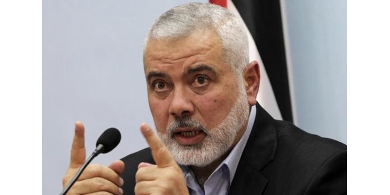 اسماعيل هنية : اتفاق تبادل الأسرى مع إسرائيل يمكن إنجازه