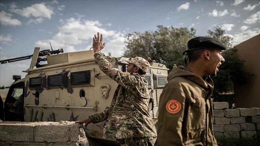 الوفاق الليبية تعلن سيطرة قواتها على مدينتي صرمان وصبراتة