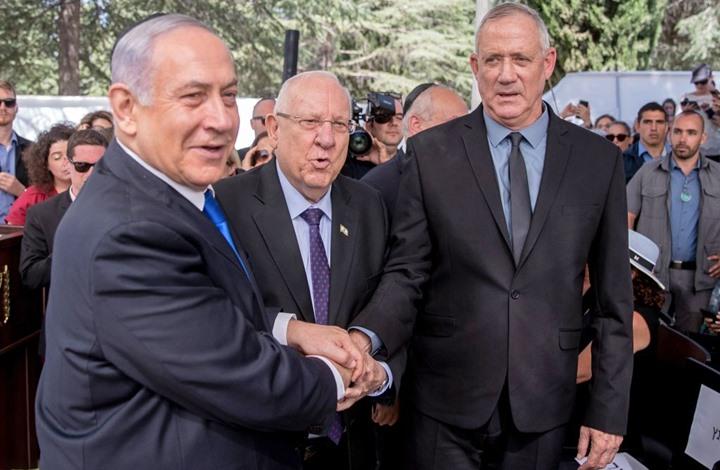 نتنياهو وجانتس يتفقان على تشكيل حكومة وحدة في إسرائيل