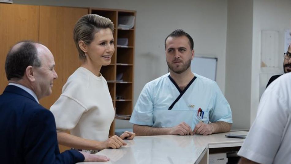 """كيف استغلت أسماء الأسد""""البطاقة الذكية""""لسرقة المليارات"""