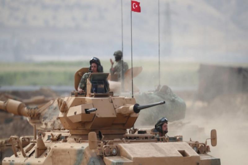 مقتل 2 وإصابة 7 برصاص الجيش التركي خلال فض اعتصام بادلب