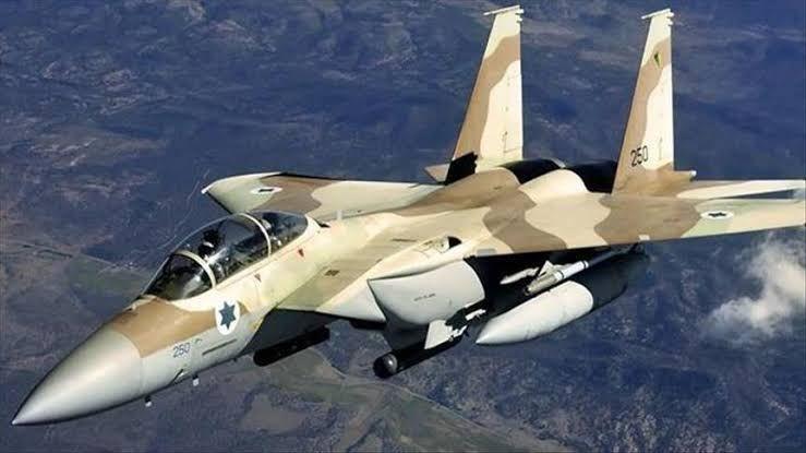الطيران الاسرائيلي يقصف فجرا ميليشيات طائفية في ريف دمشق