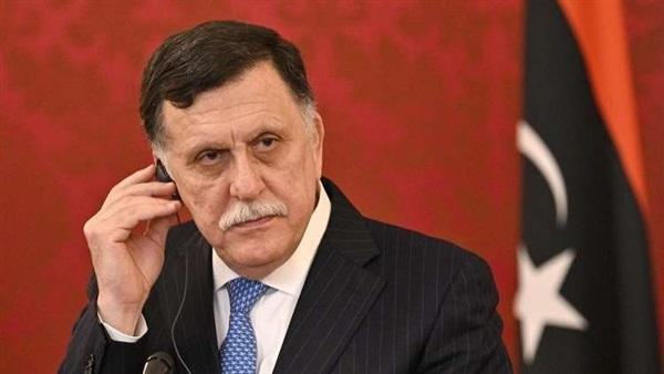 السراج يبحث هاتفيا مع أردوغان مستجدات الأوضاع في ليبيا