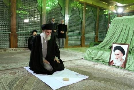 إيران تلغي إحياء ذكرى وفاة الخميني بسبب أزمة كورونا