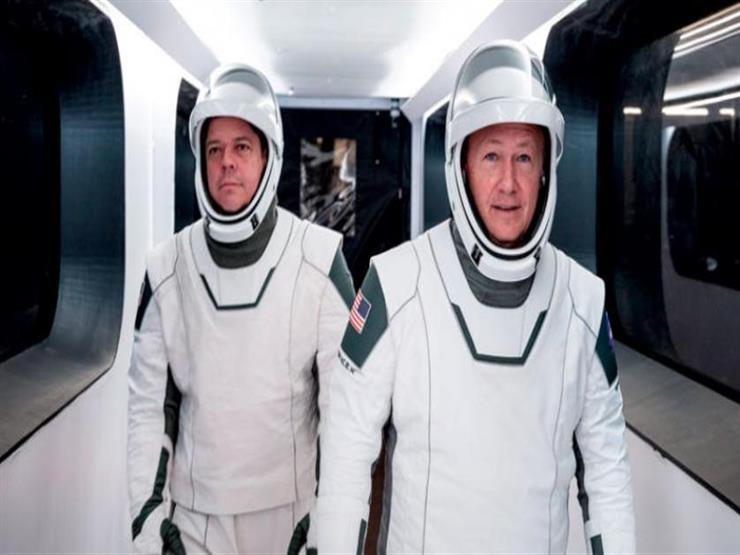 رائدا فضاء أمريكيان يلتحمان مع محطة الفضاء الدولية بمهمة تاريخية
