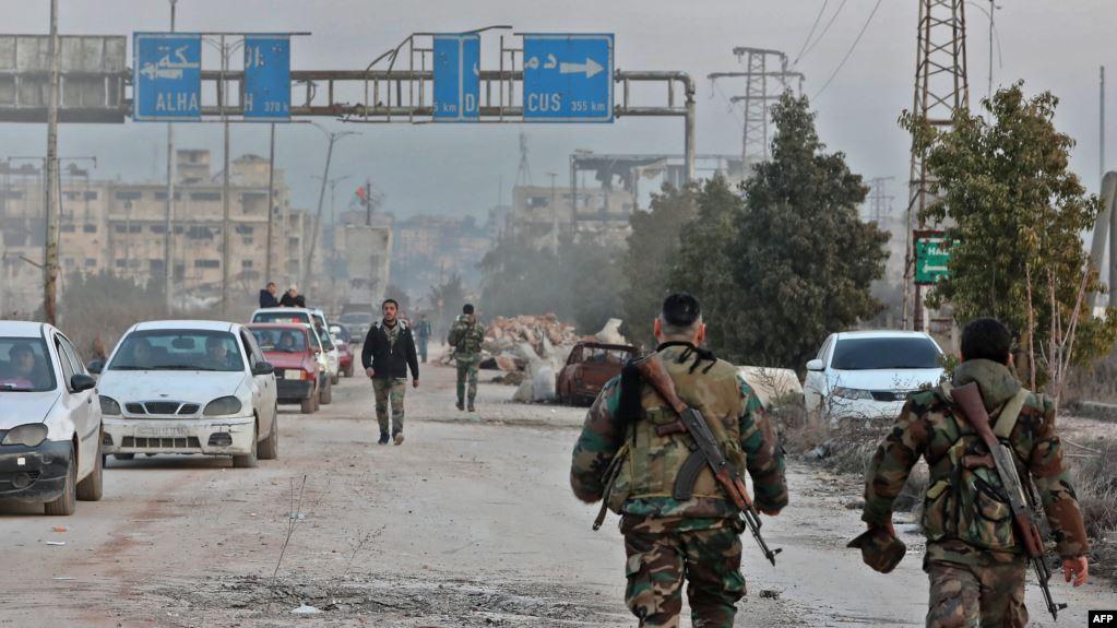 لافروف بحث الملف مع غوتيريش واتفاق تركي أميركي حول إدلب