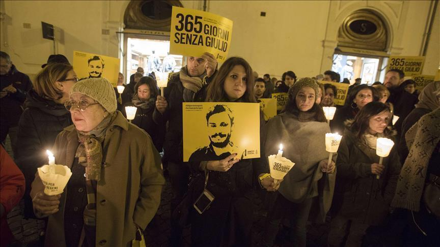 دي مايو: الحكومة تواصل طلب الحقيقة في قضية مقتل ريجيني