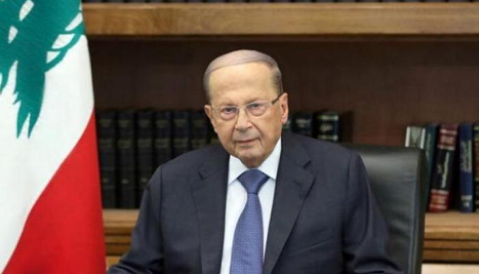 عون: مصرف لبنان  يبدأ في ضخ الدولار بالأسواق الاثنين المقبل