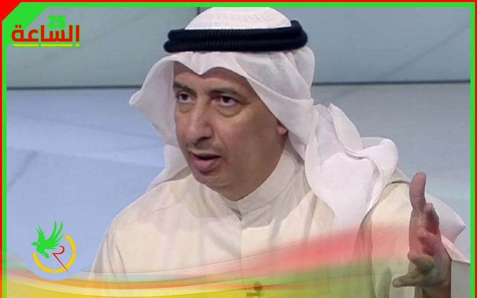 تغريدة مبارك البغيلي .. ترحيل المصاروة من بلادنا واجب وطني!