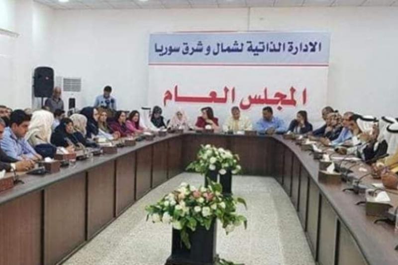 الإدارة الذاتية لشمال شرق سوريا تلغي ترخيص وسائل الإعلام