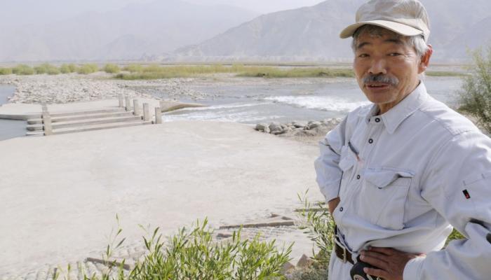 """""""كاكا مراد"""" الياباني الذي علم الأفغان طرق الري وقتله المسلحون"""