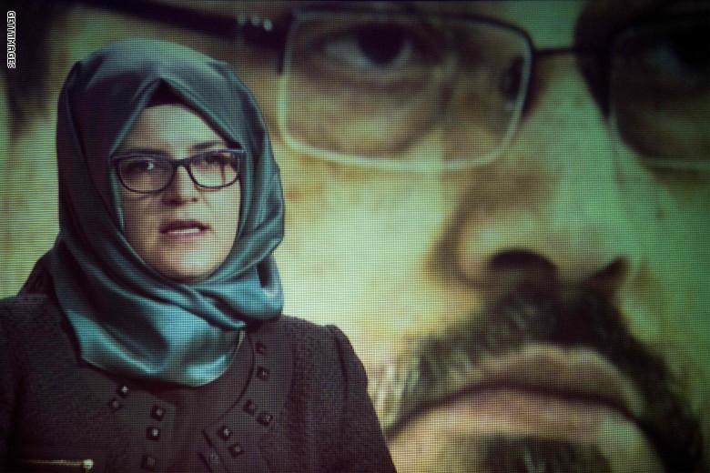 محكمة تركية استمعت لاقوال خديجة في محاكمة قتلة خطيبهاخاشقجي
