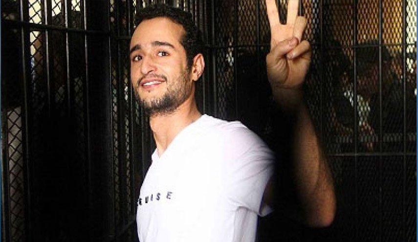 الناشط أحمد دومة