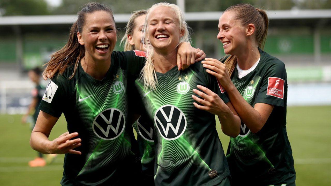 سيدات فولفسبورج يحققن الثنائية للمرة الرابعة بعد الفوز بكأس ألمانيا