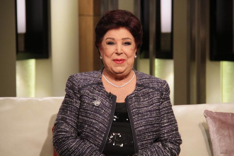 رحيل الفنانة رجاء الجداوي بعد ٤٣ يونا من الصراع مع كورونا