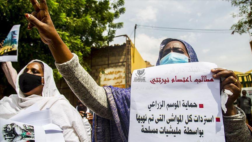"""السودان.. اتفاق على تشكيل محكمة في """"نيرتتي"""" بدارفور"""