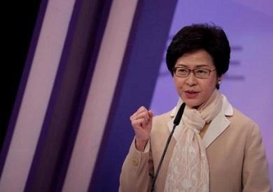 كاري لام: لجنة الأمن القومي لهونج كونج ستعمل سرا
