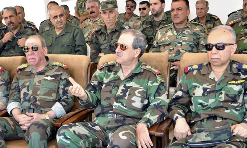 الأسد يواصل تصفية أذرعه من مجرمي الحرب  في ظروغ غامضة