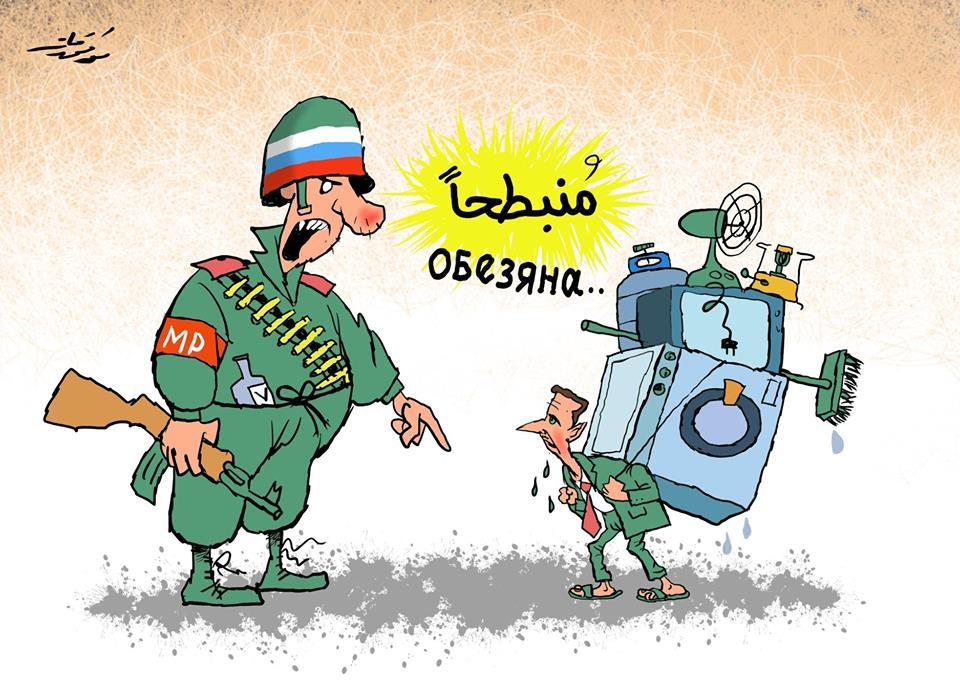 بشار يعيش أسـوء أيامه ويكاد يفقد حتى تمثيل طائفته