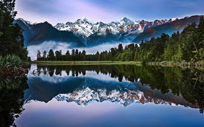 كورونا له وجهه الإيجابي أيضا ... سكان نيوزيلندا  يقدمون الدليل